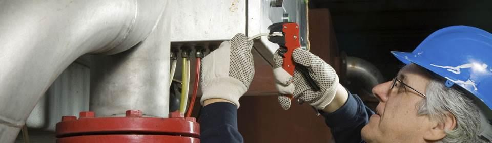 cv ketel reparatie door monteur
